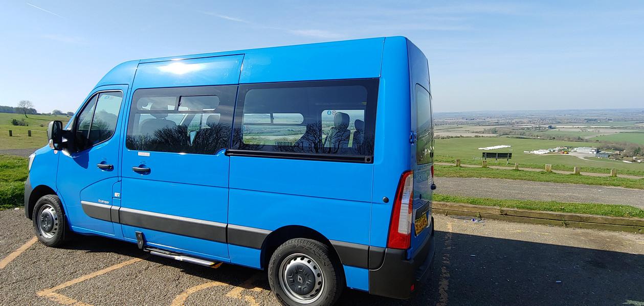 Warnerbus conversion Renault Master