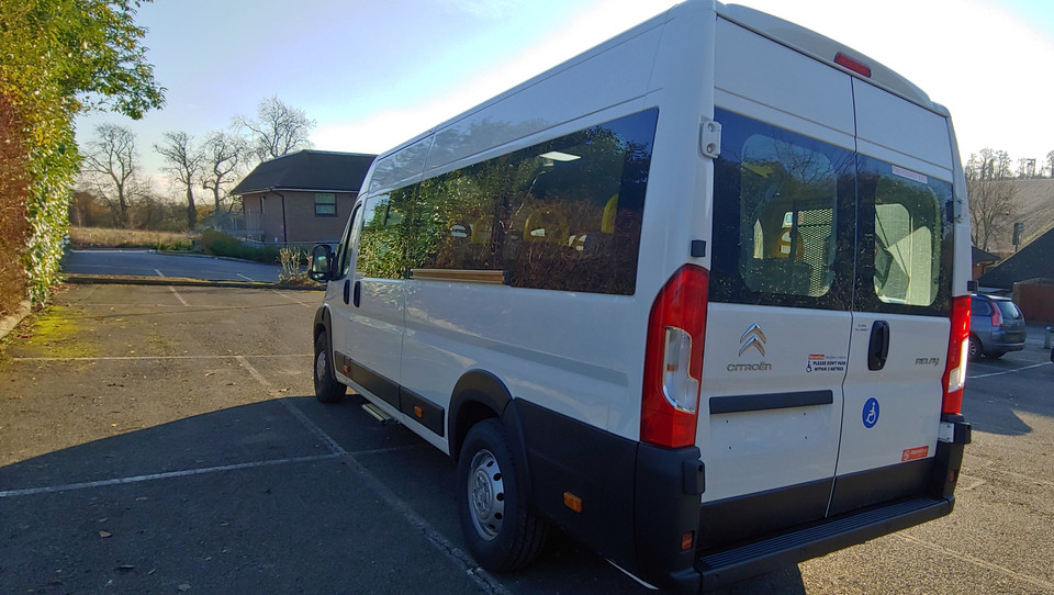 Warnerbus Minibus conversion
