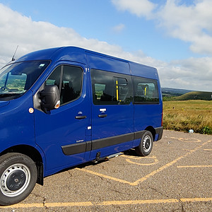 Renault Master W/Chair Accessible Minibus