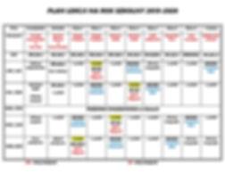 Plan lekcji na rok szkolny 2019-2020-pag