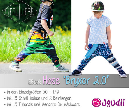 """EBook Hose """"Bryxor 2.0"""""""