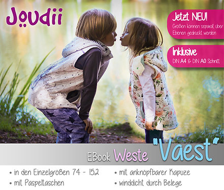"EBook Weste ""Vaest"""