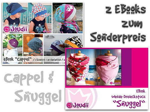 "Kombi-EBook ""Snuggel & Cappel"""