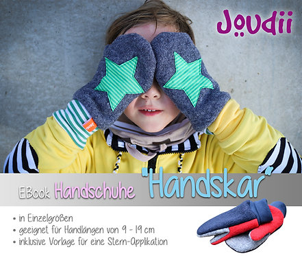 "EBook Handschuhe ""Handskar"""