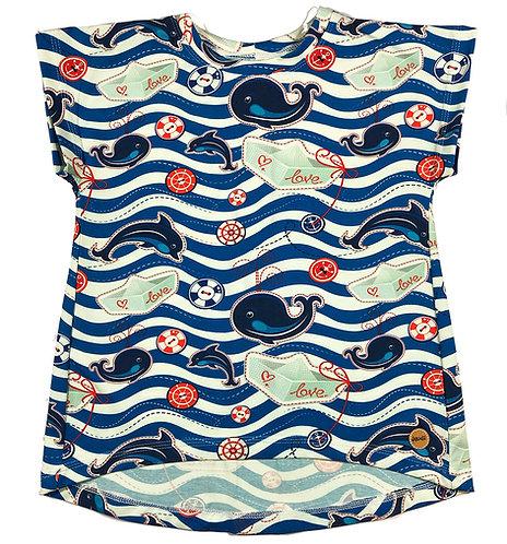Kurzarm Shirt, Gr. 122