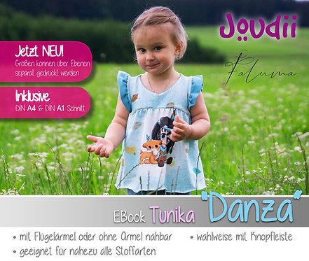 """EBook Tunika """"Danza"""""""