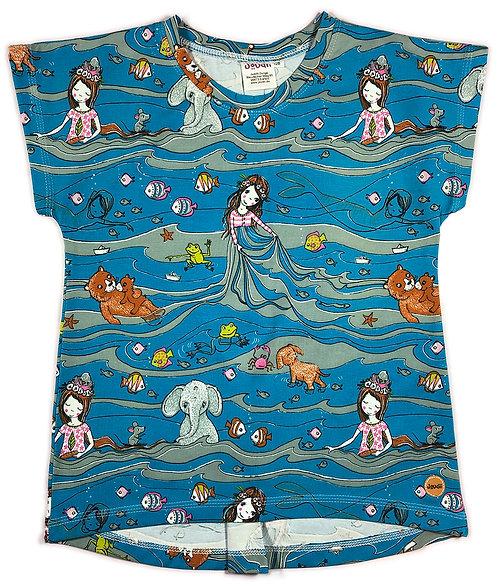 Kurzarm Shirt, Gr. 128