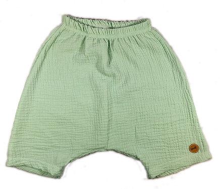 Shorts aus Musselin, Gr. 110