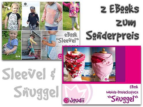 "Kombi-EBook""Snuggel & Sleevel"""