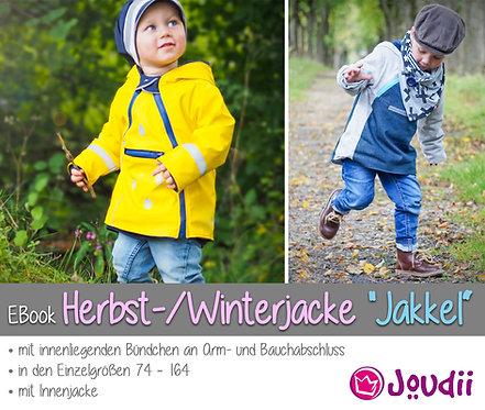 """EBook Herbst-/Winterjacke """"Jakkel"""""""