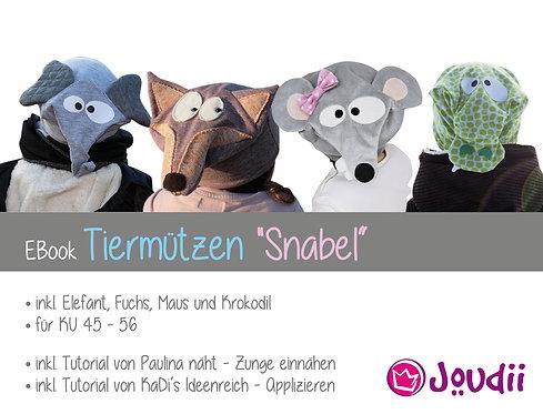 """EBook Tiermützen """"Snabel"""""""