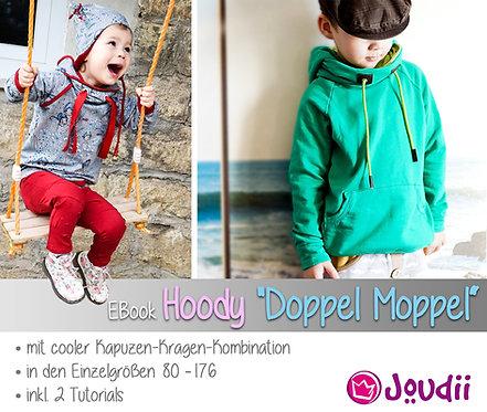 """EBook Hoody """"Doppel Moppel"""" Kids"""