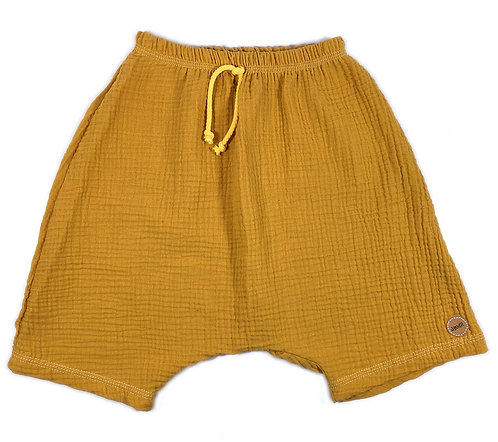 Shorts aus Musselin, Gr. 122