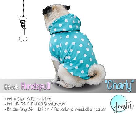 "EBook Hundepulli ""Charly"""