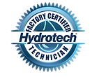 Hydrotech Certified Technician