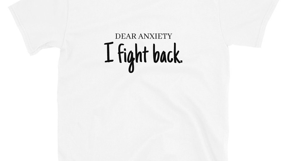 Dear Anxiety in White