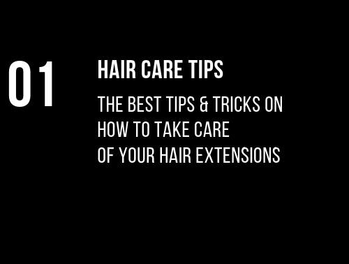 Hair Care: How To Take Care Of Your Hair Extensions
