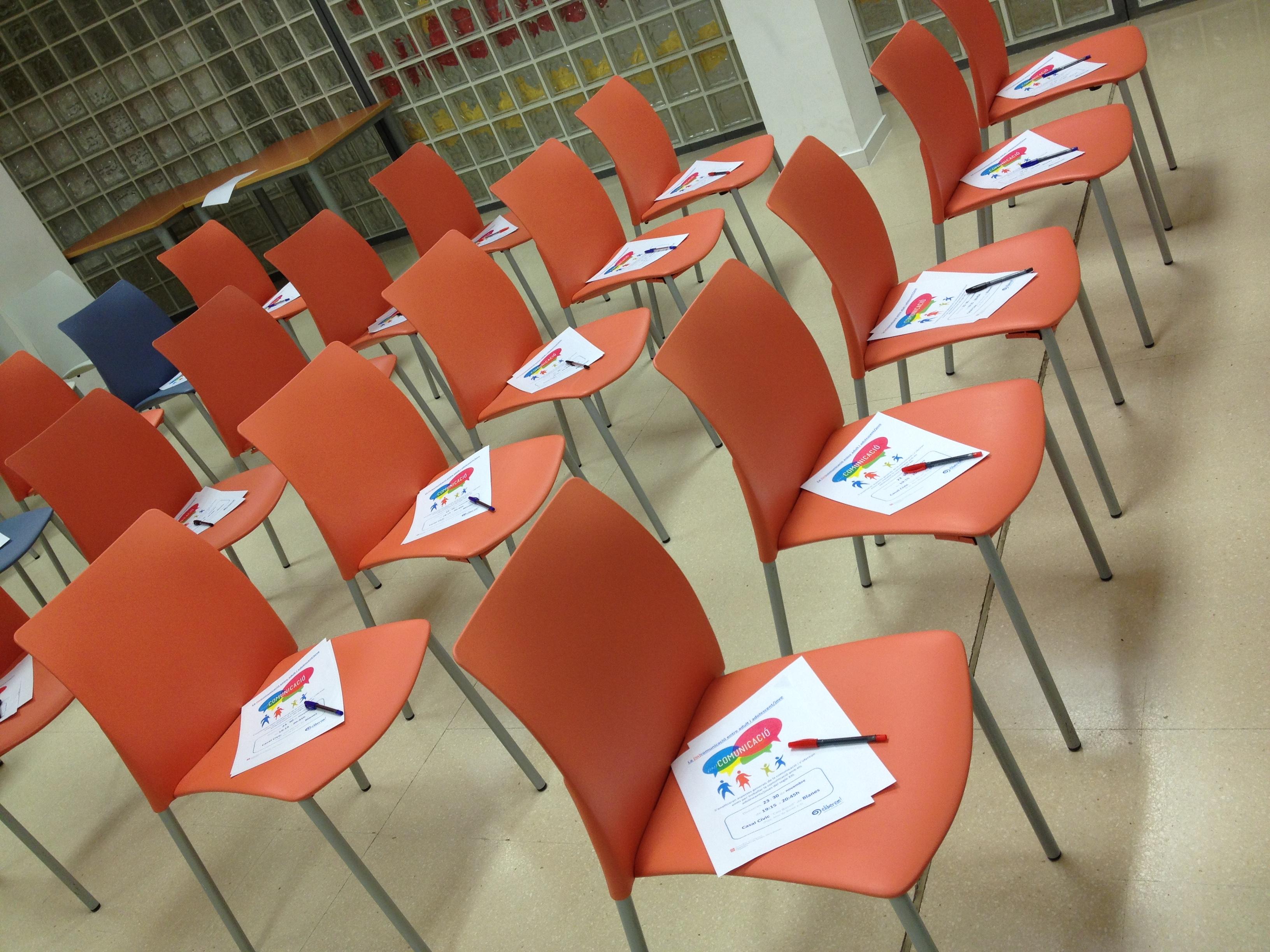 Formació, conferències i xerrades