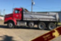 Class B Vehicle - Dump Truck