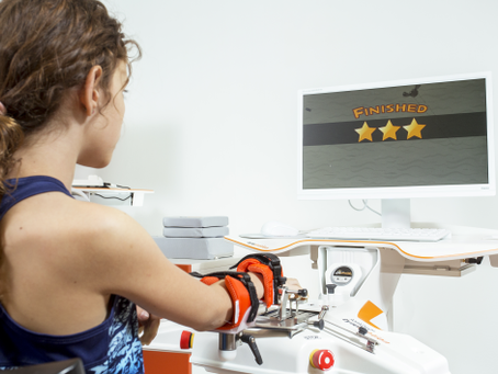 Robotikgestützte Therapie erzielt große Erfolge bei Infantiler Cerebralparese (ICP)