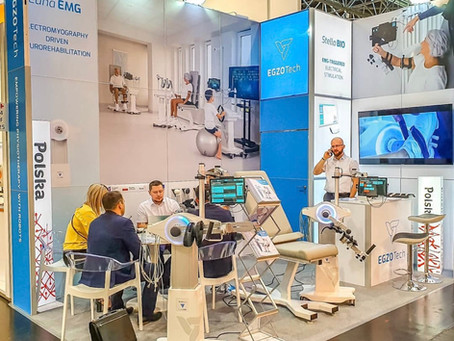 MEDICA 2019 - Europas größte  Fachmesse für Therapie Geräte
