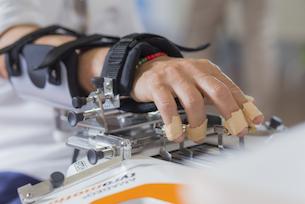 Therapiegerät für die spastische Hand