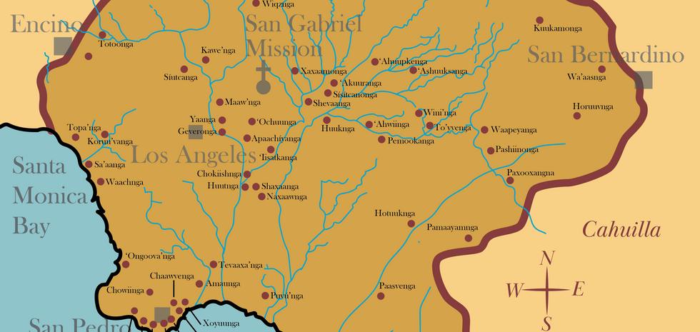 All Named Villages