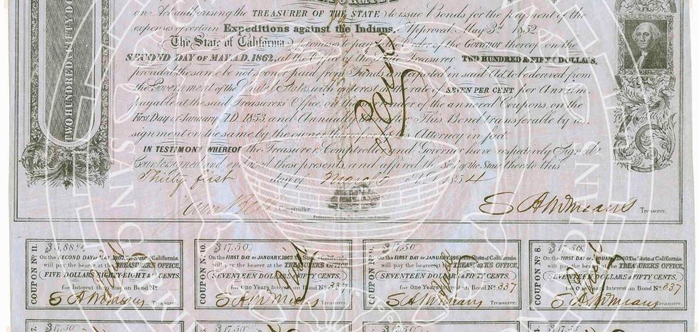 Bounty for Gabrieleno Tongva bodies (1853)