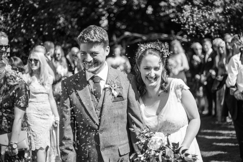 The Letchworth Centre for Healthy Living Wedding: Amanda & David
