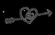 A D Love Heart