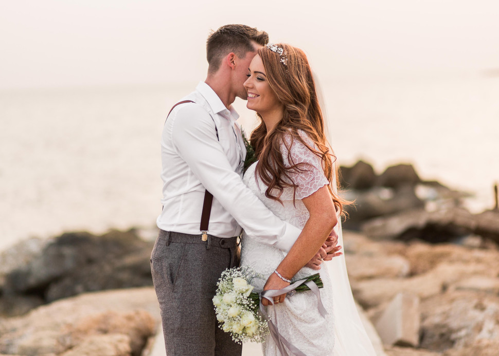 Alexander The Great Paphos Wedding: Jodi & Dave