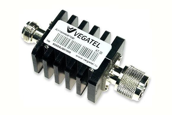 Аттенюатор VEGATEL AT-20