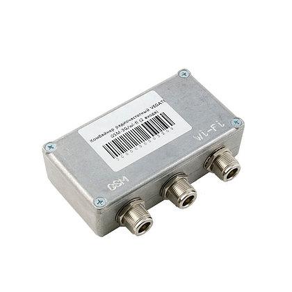 Комбайнер VEGATEL GSM-3G/Wi-Fi (2 входа)