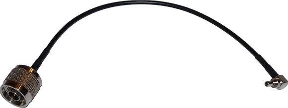 Пигтейл N male - CRC9 (кабельная сборка)