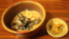 自然薯とろろご飯