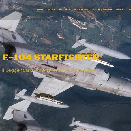 """Starfighters.it:  il punto di riferimento digitale dei fan dello """"Spillone"""""""