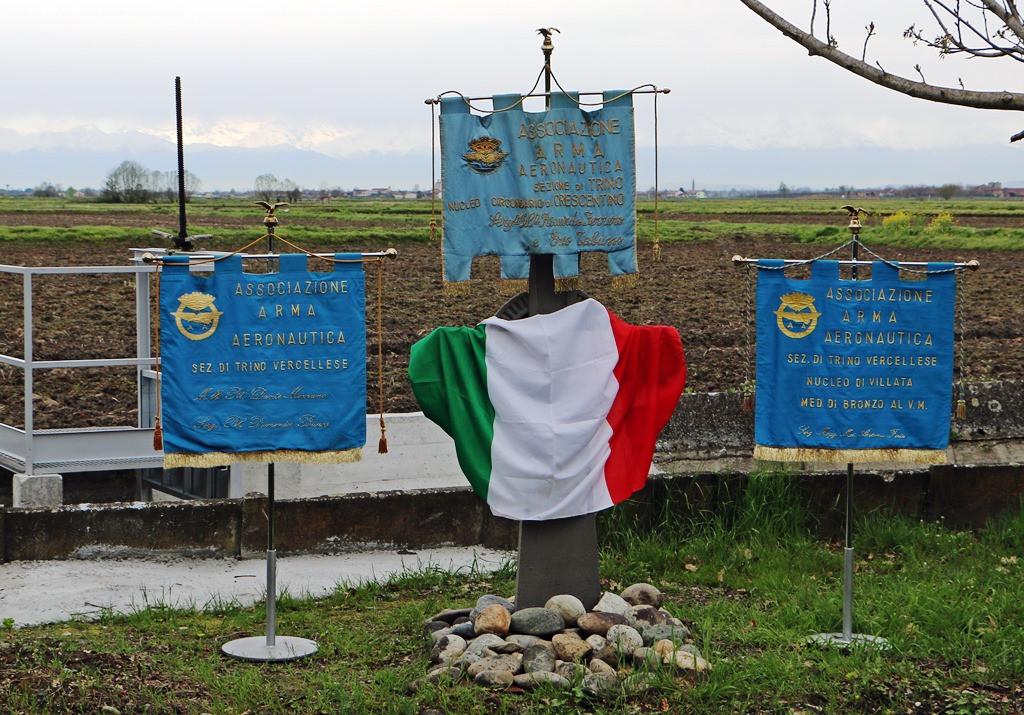 Inaugurazione lapide in memoria del Serg