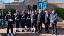 Cerimonia per la Celebrazione della Giornata dell'Unità Nazionale e delle Forze Armate