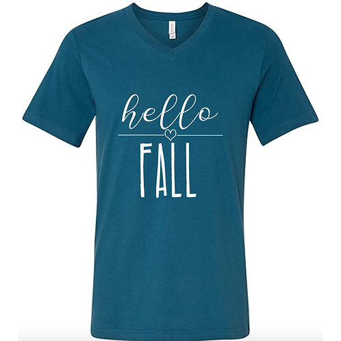 Adult Fall Graphic Tees (The Crossing)