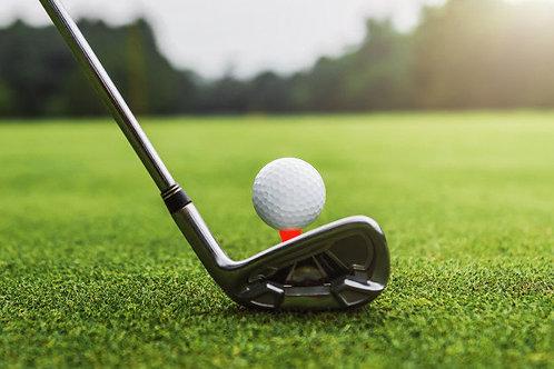 Golf Tournament Team Entry