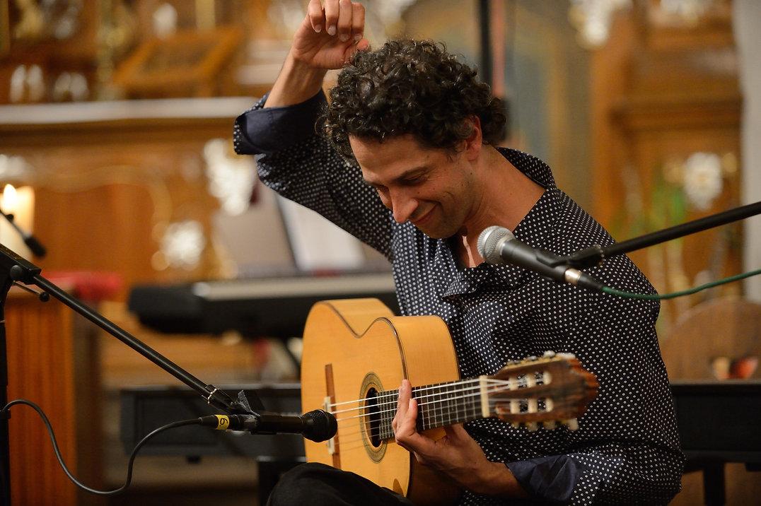 Guitarist and composer Itamar Erez