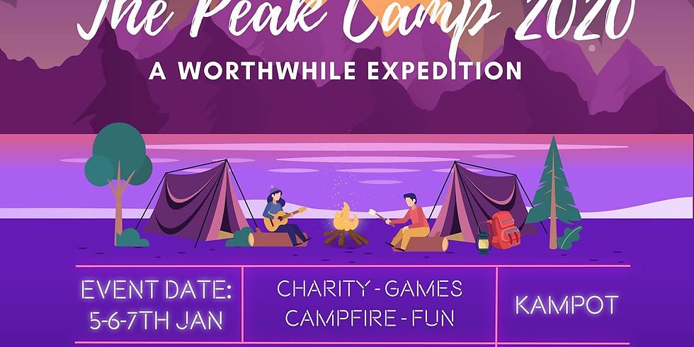 The Peak Camp, Cambodia 2020