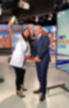 Ivonne Sanchez with Leslie Roberts CTV L