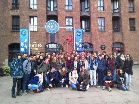 Visites Guidées de Liverpool - Guided Walk in French
