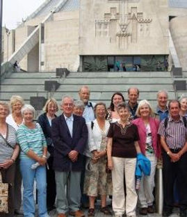 Guided walks of Liverpool