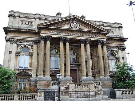 County Sessions House Liverpool