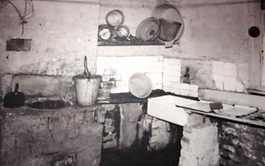 Liverpool Kitchen cellar 1960s