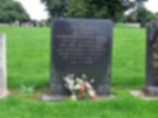 Michael Holliday grave at Anfield Cemetery