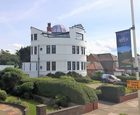 The Roujnd House Birkdale