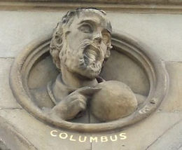 Christopher Columbus, Hargreaves Building
